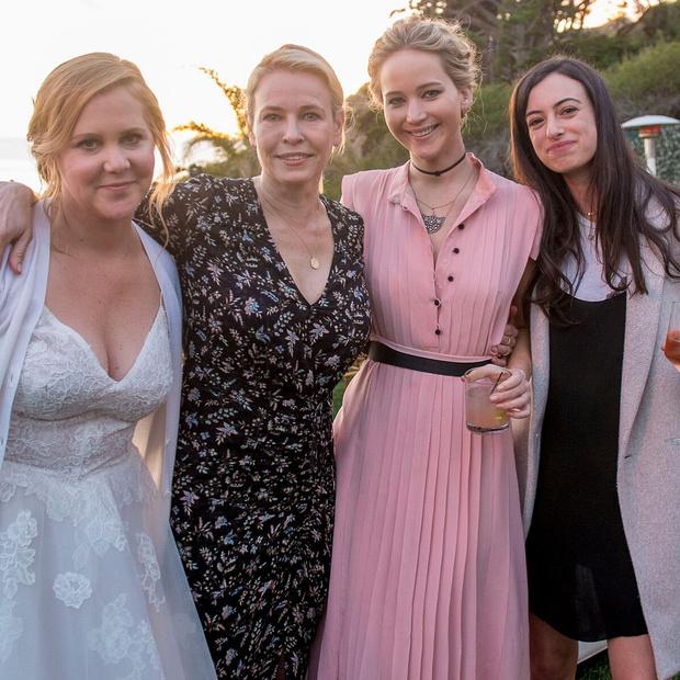 Эми Шумер вышла замуж (фото 9)