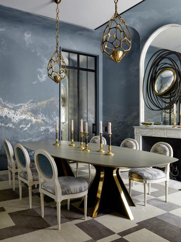 Дом на Манхэттене по дизайну Жан-Луи Деньо (фото 8)