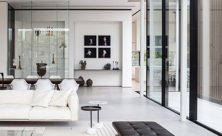 Дом по проекту Пьера Лиссони в Тель-Авиве (фото 0)