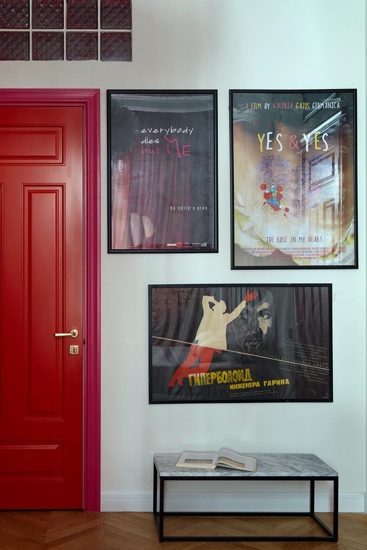Цветные двери в интерьере: 5 советов (фото 3)