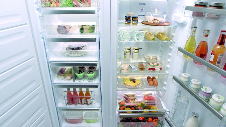Новый холодильник Side by Side от Whirlpool