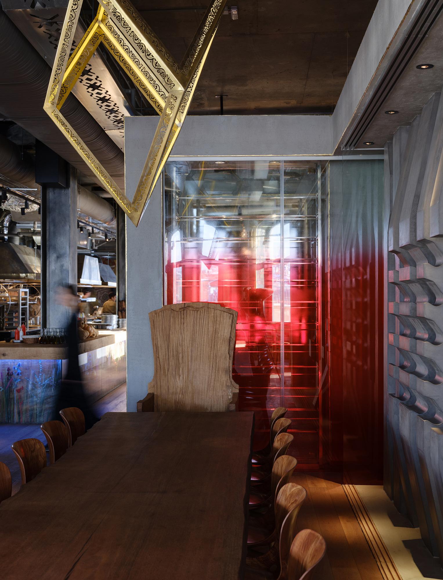 Ресторан «Горыныч»: проект Натальи Белоноговой (галерея 13, фото 0)
