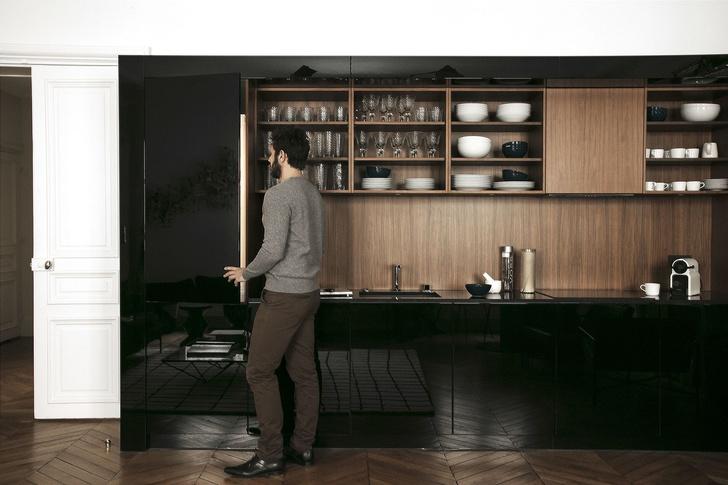 Квартира в бывшем офисе в Париже (фото 8)