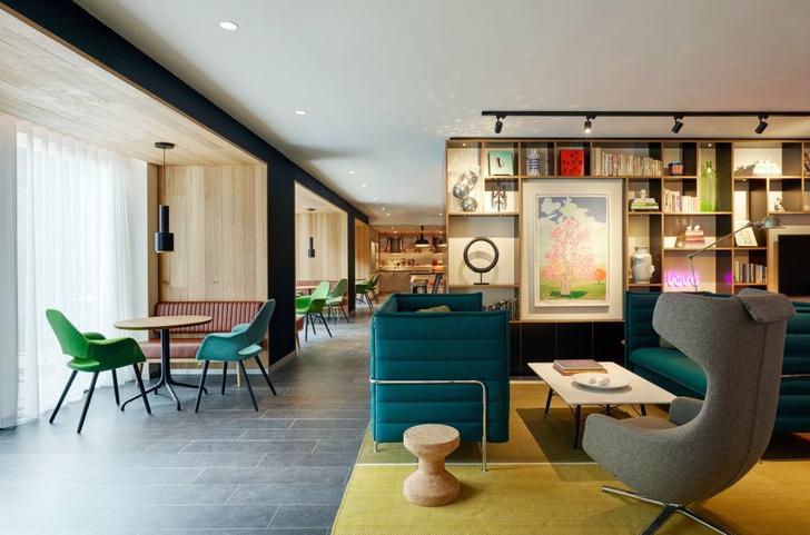 Отель citizenM Amstel в Амстердаме (фото 0)