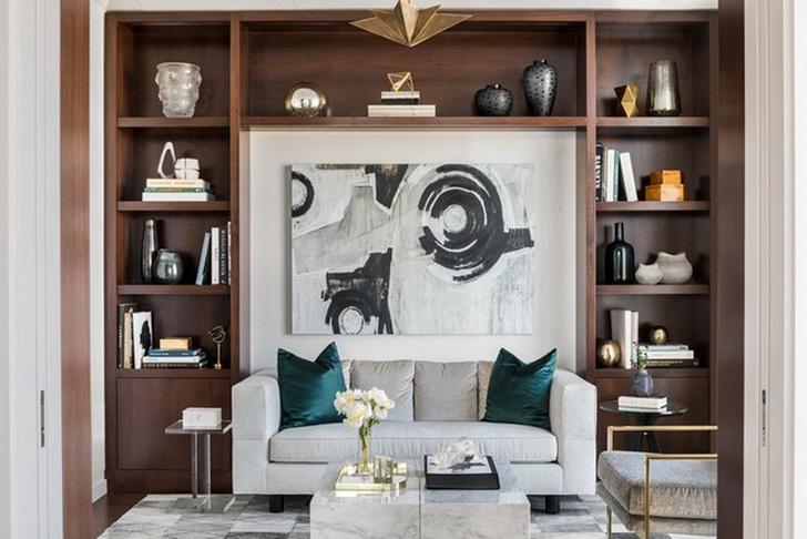 Новая квартира Брюса Уиллиса и Эммы Хеминг в Нью-Йорке (фото 2)