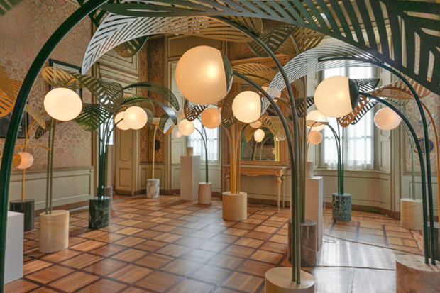 Milan Design Week: сады Марка Энжа в Палаццо Кузани (фото 3)