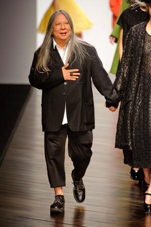 Показы мод John Rocha Осень-зима 2013-2014 | Подиум на ELLE - Подиум - фото 784