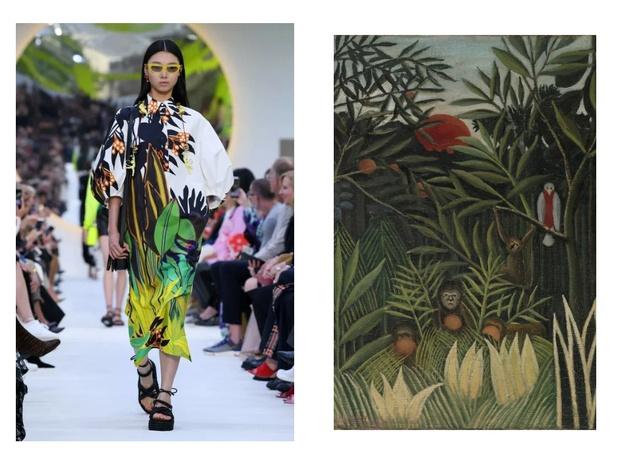 Веласкес и Пикассо: работы каких художников встретились в коллекциях весна-лето 2020 (фото 5)
