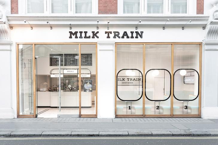 В добрый путь: кафе-мороженое Milk Train (фото 5)