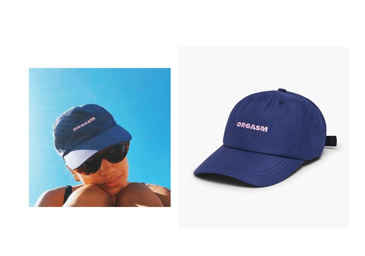 Модные бейсболки, которые можно носить с чем угодно (фото 10)