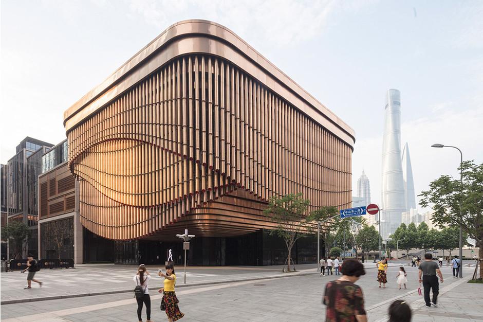 Топ-10  архитектурные премьеры 2017 года   ELLE Decoration 990d713c864