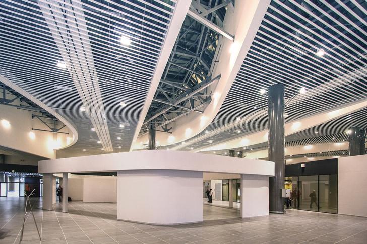 Новый символ Прикамья: терминал аэропорта Перми (фото 14)