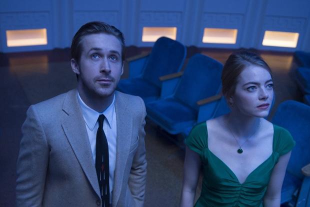 Актеры «Ла-Ла Ленд», (La La Land)