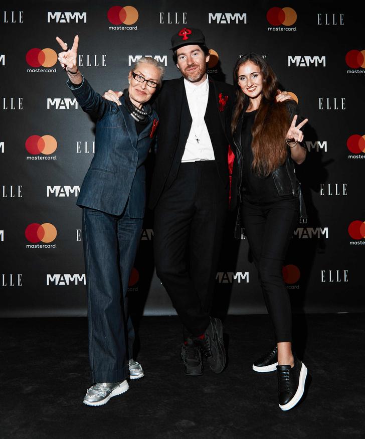 МАММ и Mastercard провели «Ночь в музее» при поддержке журнала ELLE (фото 2)