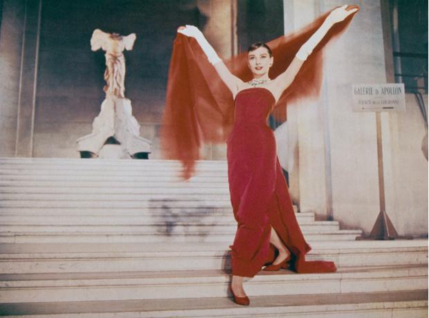 Стал известен секрет стройности Одри Хепберн фото [1]
