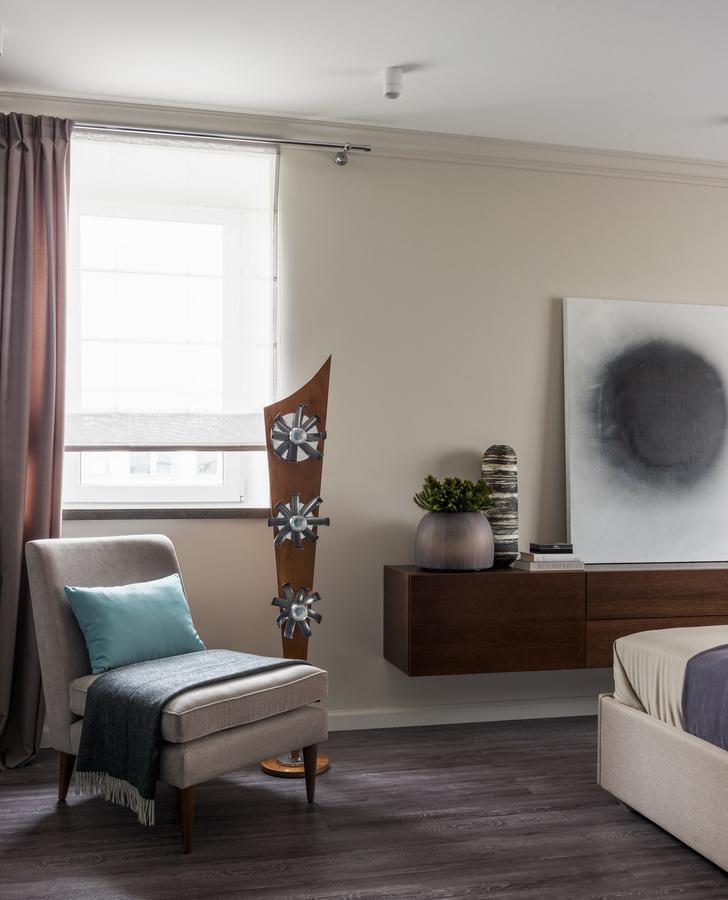 Квартира 64 м²: проект Анны Чеверевой и Елены Даркиной (фото 12)