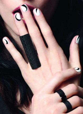 15 вариантов модного сочетания лака для ногтей