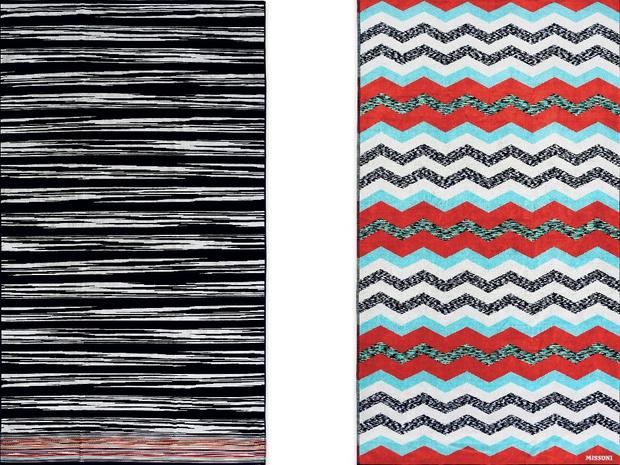 Топ - 30: Самые модные пляжные полотенца и аксессуары (фото 5)