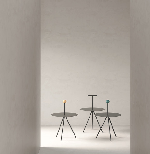 Новинки Viccarbe: столик по дизайну Элизы Оссино (фото 4)
