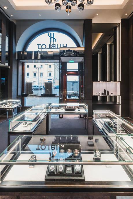 В Москве открылся новый бутик Hublot | галерея [1] фото [3]