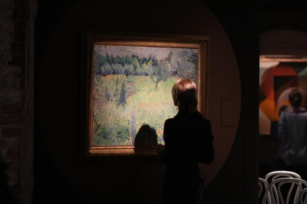С 14:00 до 17:00: разговор с главой аукциона русской живописи Sotheby's Рето Барметтлером (фото 1)
