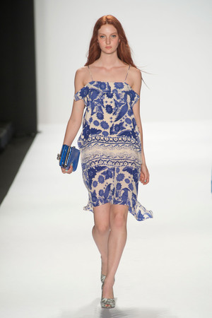 Показы мод Rebecca Minkoff Весна-лето 2013 | Подиум на ELLE - Подиум - фото 1316