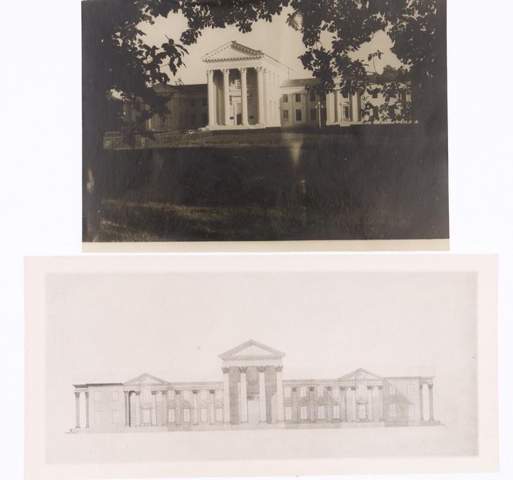 Уникальный архив архитектора Жолтовского выставят на аукцион (фото 7)