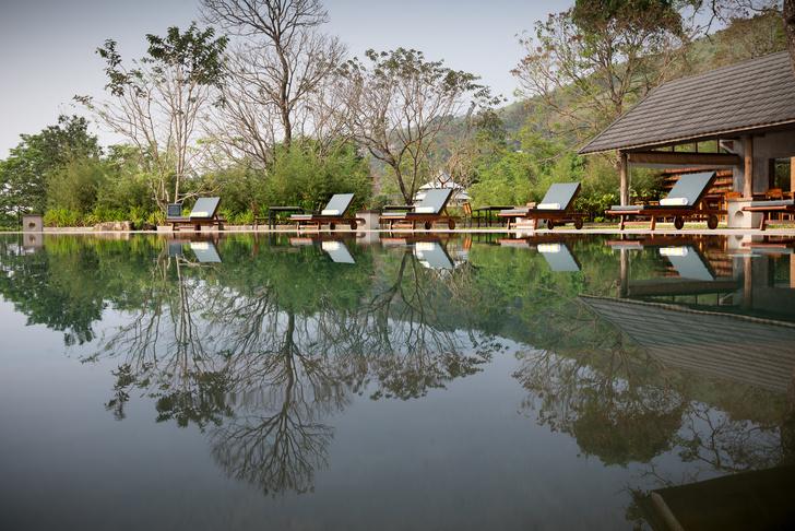 Prakriti Shakti Resort: центр йоги и натуропатии в Индии (фото 3)