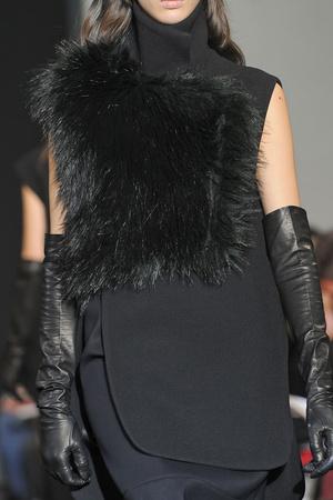 Показ Costume National коллекции сезона Осень-зима 2012-2013 года prêt-à-porter - www.elle.ru - Подиум - фото 382185