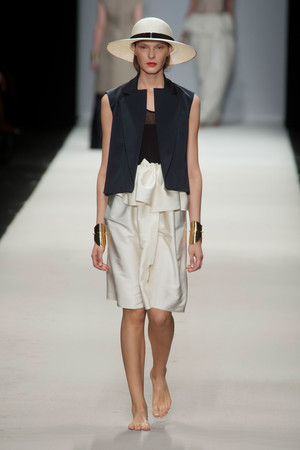 Показы мод Maison Rabih Весна-лето 2013 | Подиум на ELLE - Подиум - фото 1010