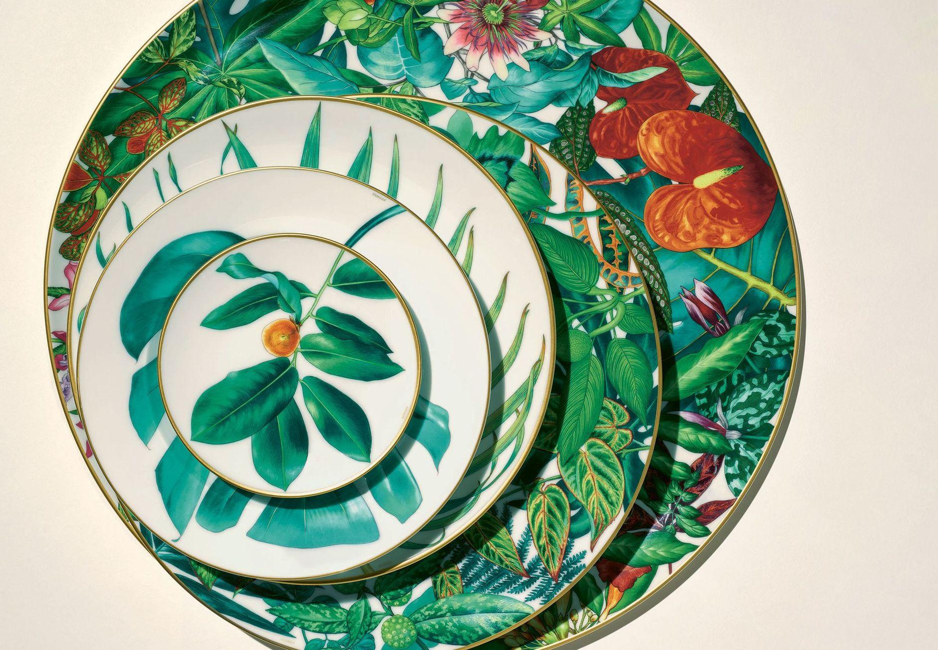 Новая коллекция посуды Hermés Passifolia (галерея 7, фото 0)