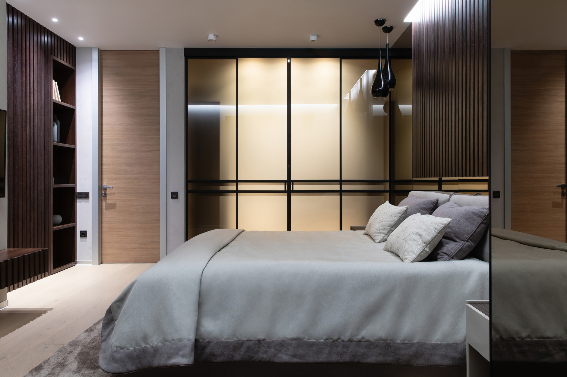 15 интерьеров в стиле минимализм (галерея 0, фото 1)