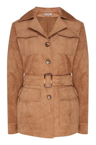 Сафари-куртка — идеальная вещь для весенних прогулок. Вот 15 вариантов (фото 5.2)