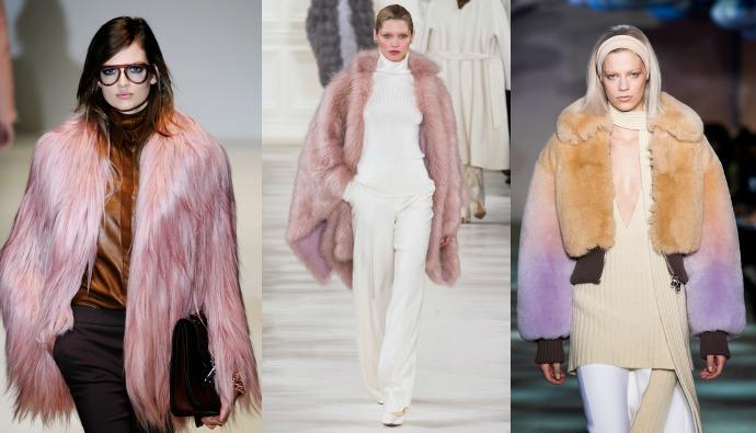 Подиум: Gucci, Ralph Lauren, Marc Jacobs