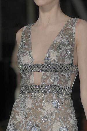 Показ Valentino коллекции сезона Весна-лето 2009 года Haute couture - www.elle.ru - Подиум - фото 86992