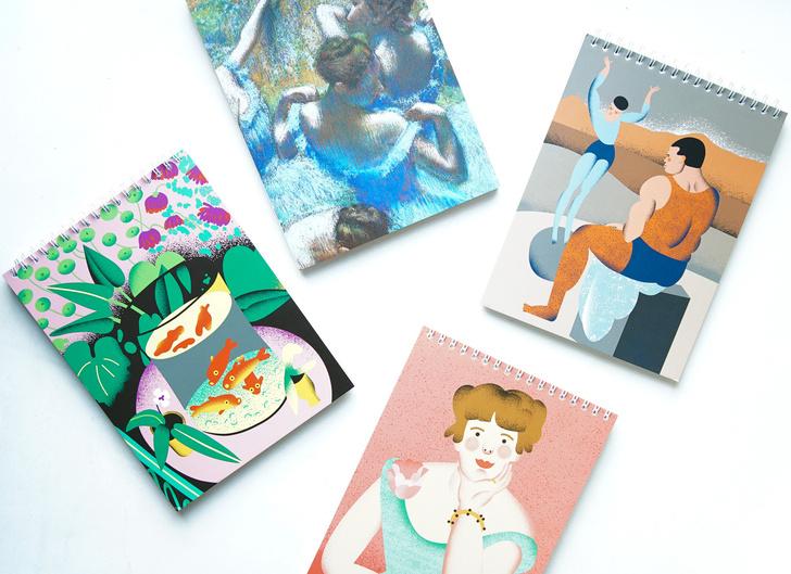 Пушкинский музей выпустил сувенирную коллекцию ко Дню защиты детей (фото 2)