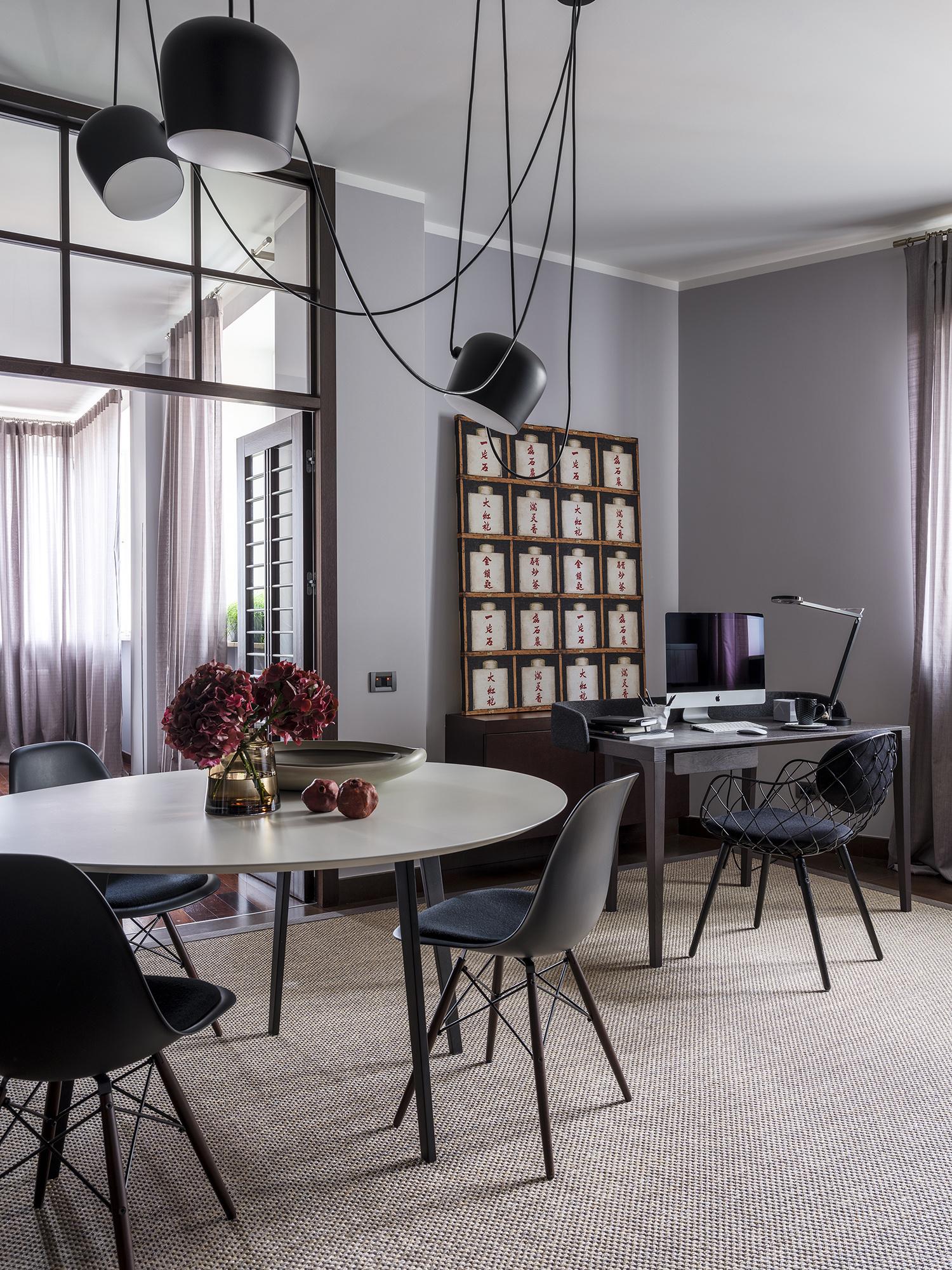 Серый цвет в интерьере: 20 нескучных примеров (галерея 1, фото 4)