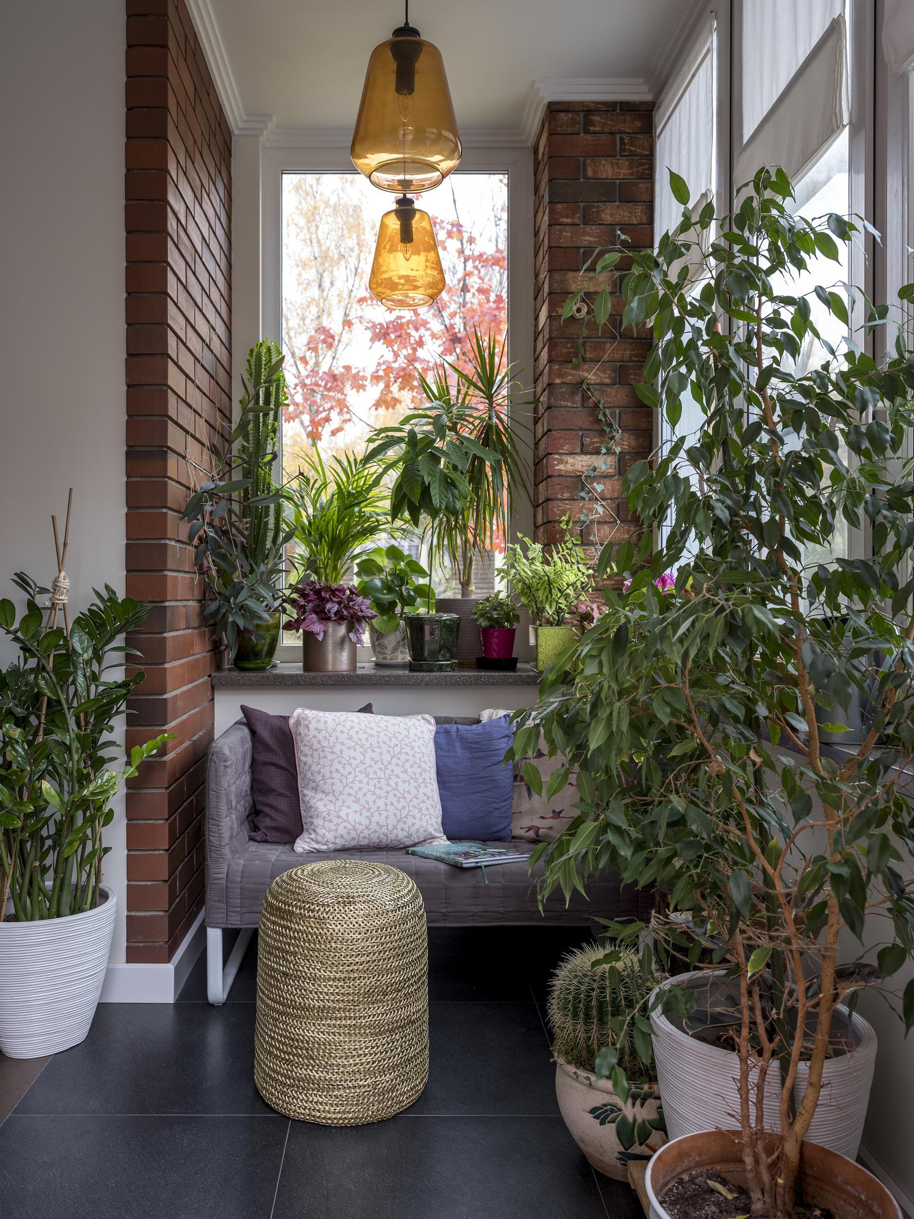 Как оформить балкон или лоджию: 20+ идей (галерея 0, фото 0)