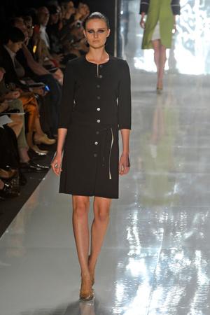 Показы мод Chado Ralph Rucci Весна-лето 2013 | Подиум на ELLE - Подиум - фото 1275