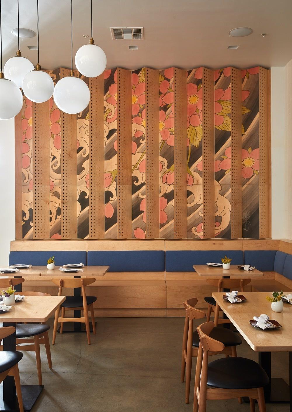 Суши, саке и японские татуировки: ресторан Sake Dojo в Лос-Анджелесе (галерея 4, фото 2)