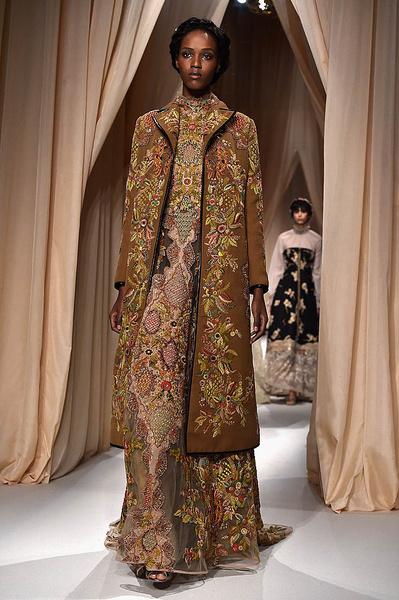 Показ Valentino Haute Couture   галерея [1] фото [33]