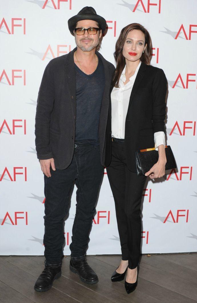 Анджелина Джоли и Брэд Питт: разводу все-таки быть?