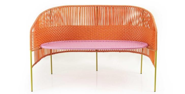 Хорошо сидим: 15 дизайнерских скамеек для дачи (фото 6)