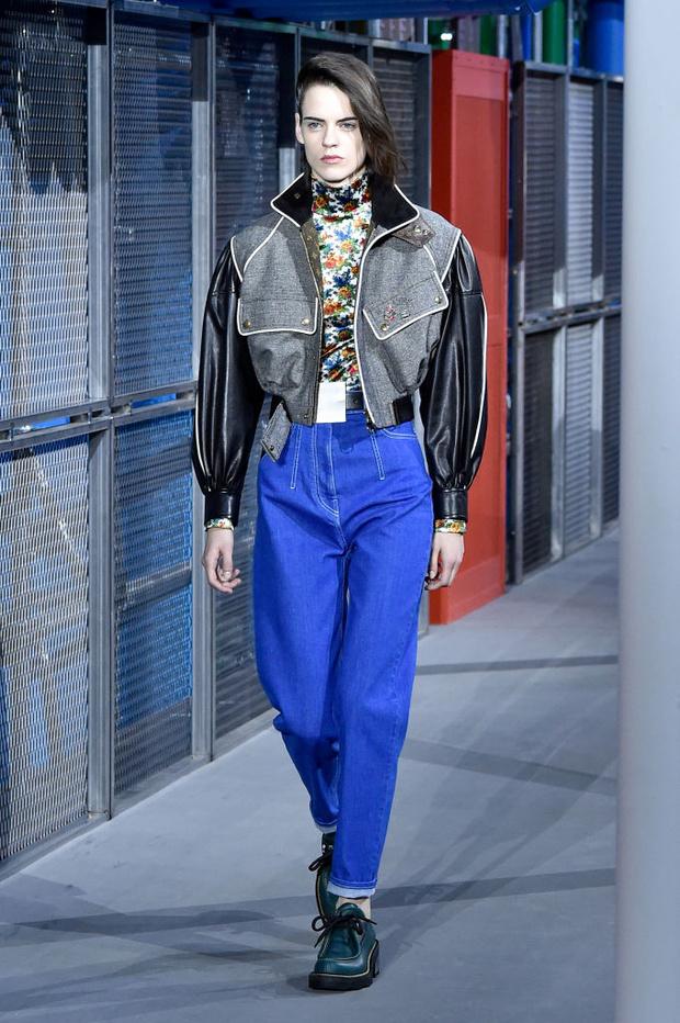 От хип-хопа до фанка 1980-х: смешение стилей на показе Louis Vuitton? (фото 3)