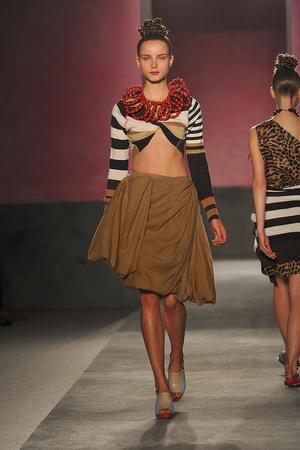 Показы мод Paul Smith Весна-лето 2010 | Подиум на ELLE - Подиум - фото 3013