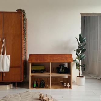 Уютная квартира с винтажной мебелью в Познани (фото 20.1)