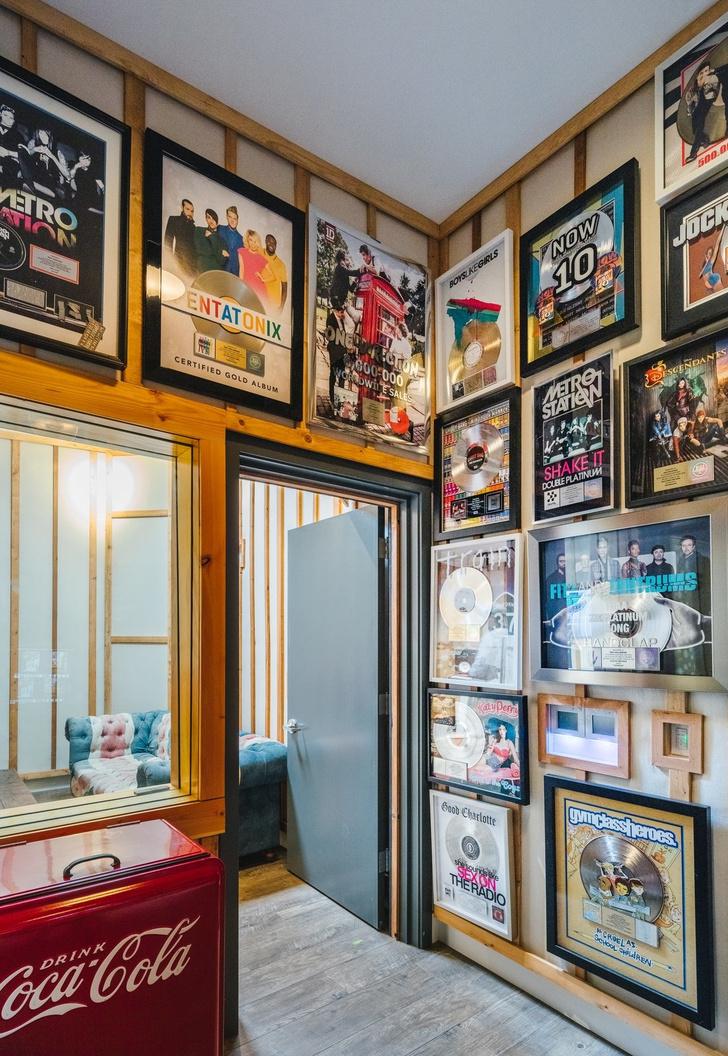 Gold Diggers: бутик-отель, бар и студия звукозаписи (фото 15)