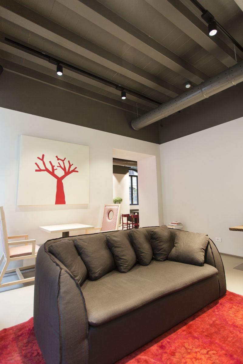 Savona 18 Suites: дизайн-отель Альдо Чибика в Милане (галерея 4, фото 5)