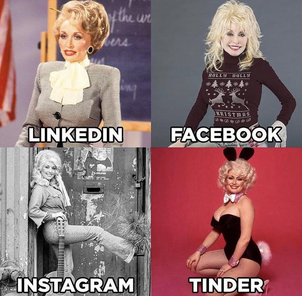 Dolly Parton challenge: звезды, которые участвуют в фоточеллендже (фото 1)