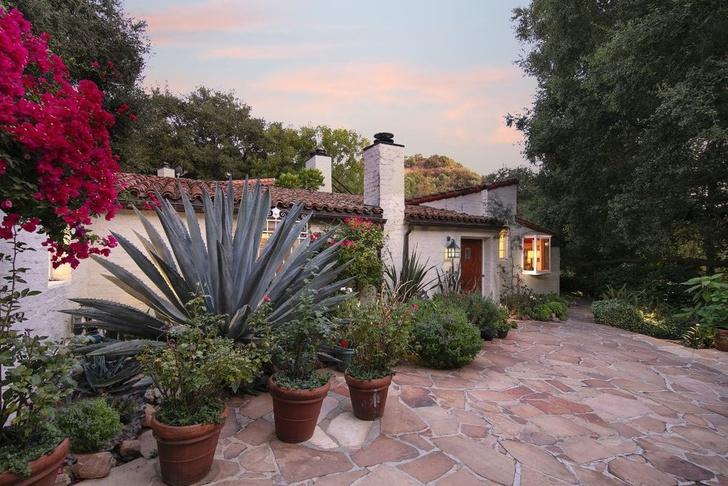 Бывший дом Кэтрин Хэпберн в Голливуде выставлен на продажу (фото 0)